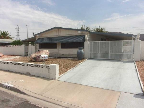 senior retirement living 1974 mobile home for sale in las vegas nv