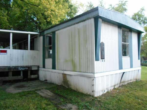 Senior Retirement Living 1984 Commodore Mobile Home For Sale In Indianapolis In
