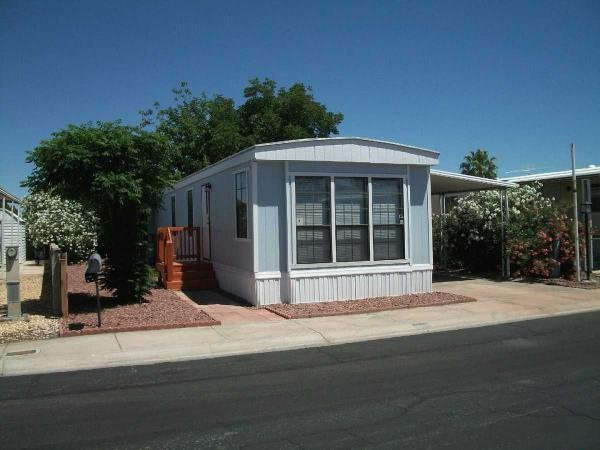 senior retirement living 1987 mobile home for sale in las vegas nv