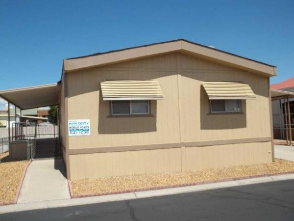 Senior Retirement Living 1984 Mobile Home For Sale In Las Vegas Nv