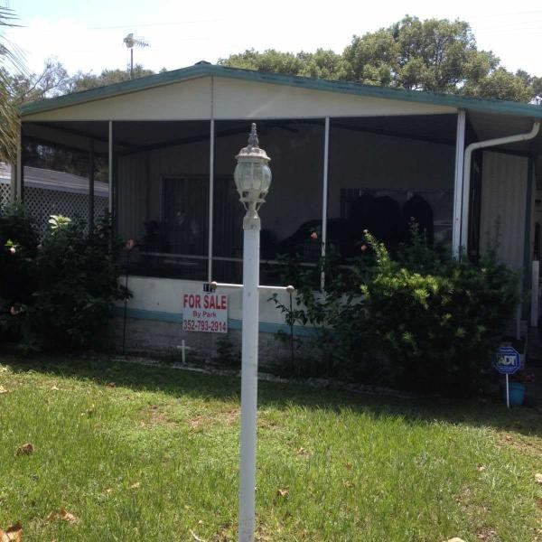 senior retirement living 1979 pace mobile home for sale