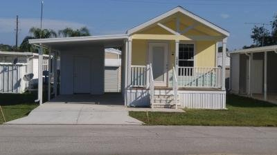 Mobile Home at 4421 Lane Rd Zephyrhills, FL 33541