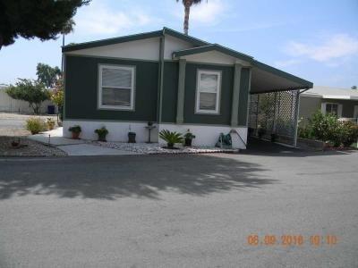 Mobile Home at 3701 Fillmore Riverside, CA 92505