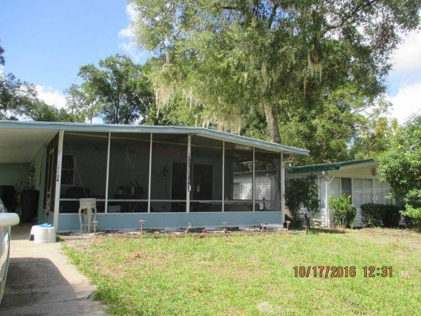Senior Retirement Living Manufactured Home For Sale In Deland Fl