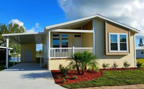 2016 Palm Harbor Casa Marina Mobile Home