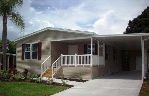 2016 Palm Harbor South Beach II Mobile Home
