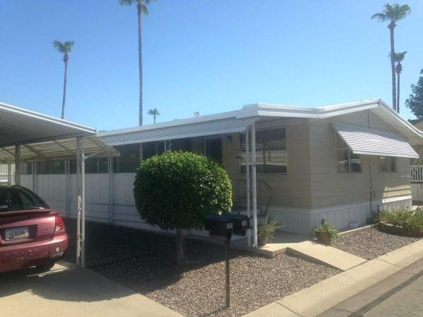 Manufactured Homes For Sale Tempe Az