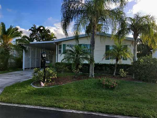 1992 Palm Harbor Manufactured Home