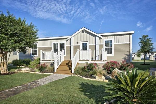 Senior Retirement Living 2016 Clayton Homes Santa Cruz Manufactured Home For Sale In San