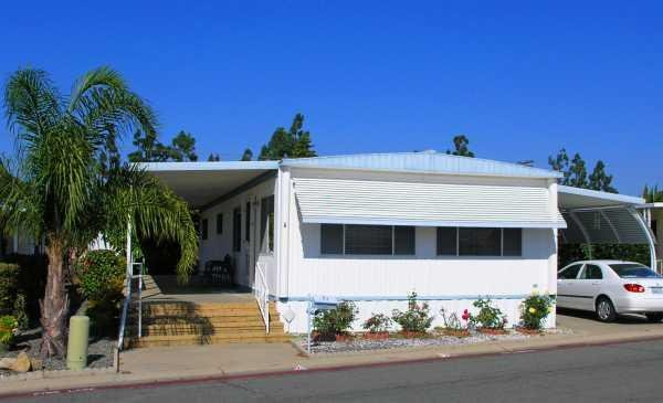 Mobile Home Carport Supports : Senior retirement living manufactured and mobile home