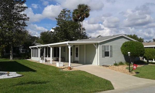 Senior retirement living palm harbor cherry bark oak for Plantation modular homes