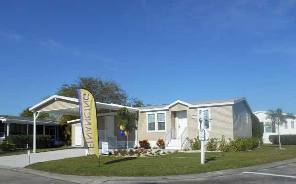 2017 Palm Harbor St Augustine I Mobile Home