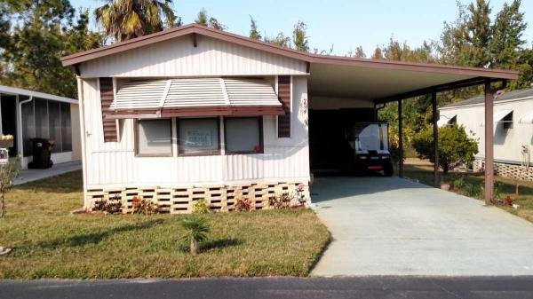 Senior Retirement Living 1986 Fleetwood Mobile Home For