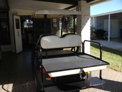 2009 Club Car golf cart for sale