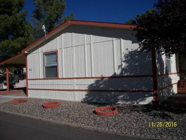 Senior Retirement Living 1993 Redman Manufactured Home