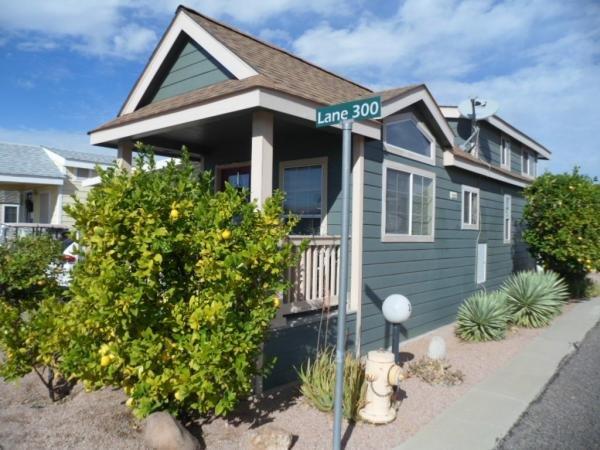 Senior Retirement Living 2006 Cavco Mobile Home For Sale