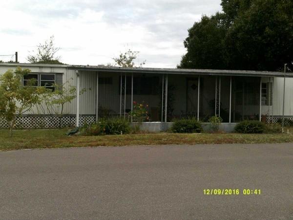 Senior Retirement Living Fleetwood Mobile Home For Sale