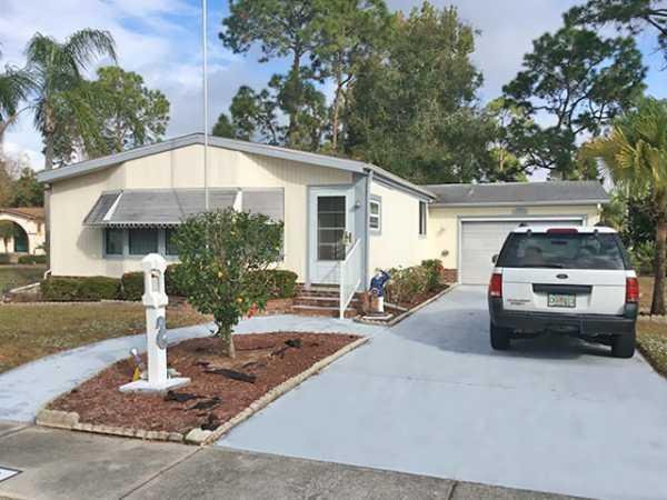 1987 PALM Manufactured Home