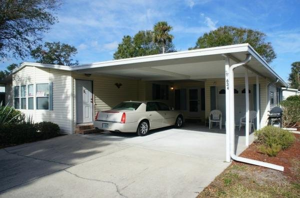 Senior retirement living 1991 mobile home for sale in for Edgewater retirement home