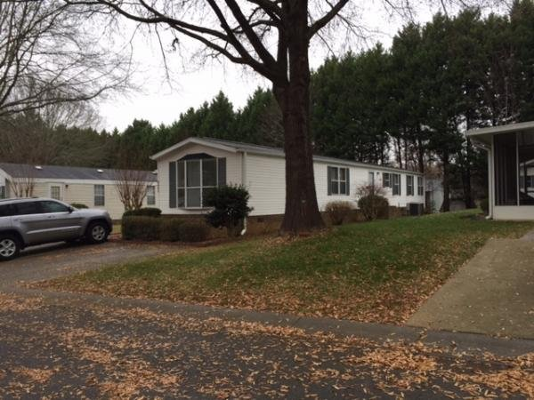 Senior Retirement Living 1994 Oakwood Mobile Home For Sale In Charlotte Nc