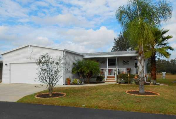 Senior retirement living 2006 palh mobile home for sale for Home furniture zephyrhills fl