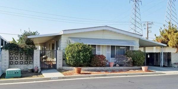 Senior Retirement Living 1980 Ramada Manufactured Home For Sale In Bakersfield Ca
