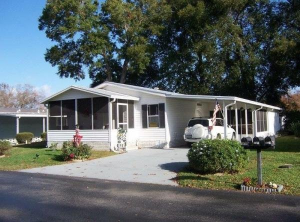 Senior Retirement Living 1996 Palm Harbor Manufactured