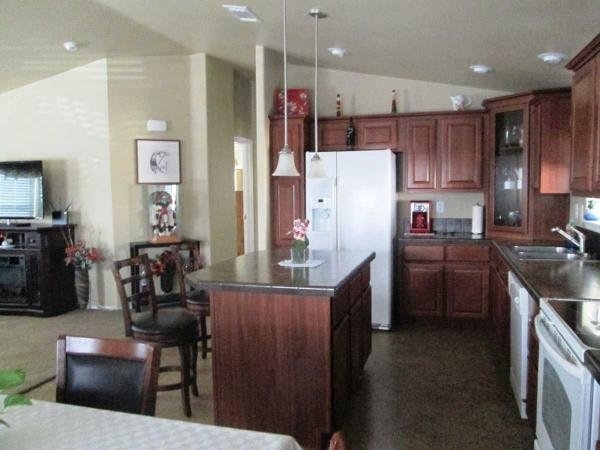 senior retirement living 2012 cavco doublewide manufactured home for sale in dewey az