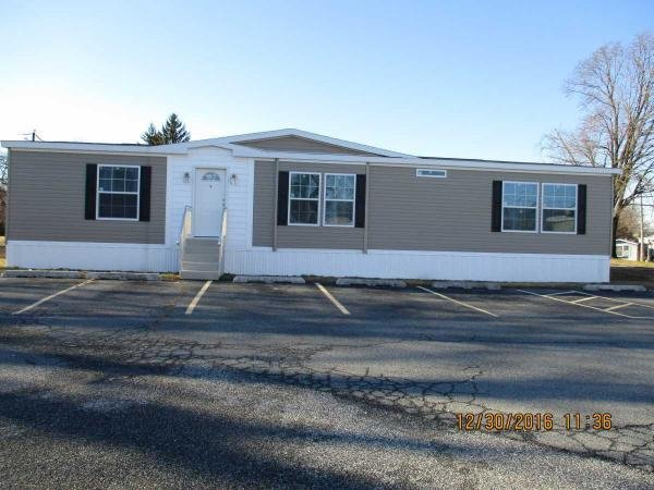 Mobile Home at Sales Lot, Newark, DE