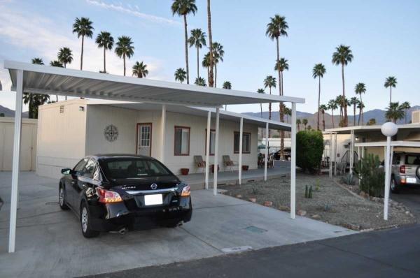 Senior Retirement Living 1962 Universal Mobile Home For