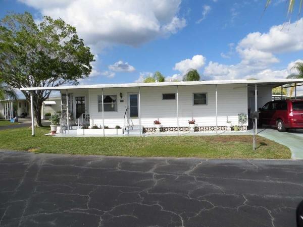 Fort Myers Florida Mobile Home Senior Communities