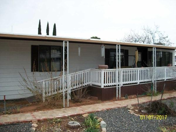 Senior retirement living 1980 flamingo manufactured home for Handicap mobile homes for sale