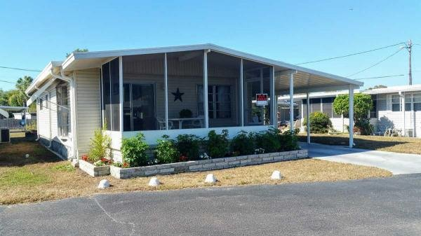 Isle Of Palms Mobile Home Park St Petersburg Fl