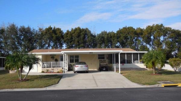 Manufactured Homes Parrish Florida The Gardens
