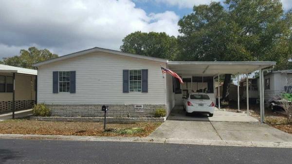 Senior Retirement Living 1997 Mobile Home For Sale In Tampa Fl