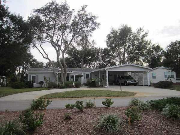 Senior Retirement Living 1993 Homes Of Merit Manufactured Home For Sale In Deland Fl