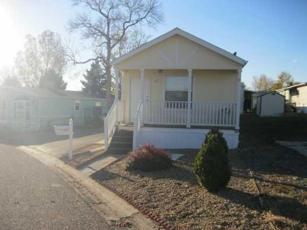 Senior Retirement Living 2008 Athens Park OTF Columbine Mobile Home For Sal