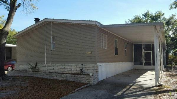 Senior Retirement Living 1995 Manufactured Home For Sale In Tampa Fl