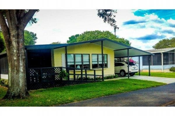 Senior Retirement Living Twin Manufactured Home For Sale