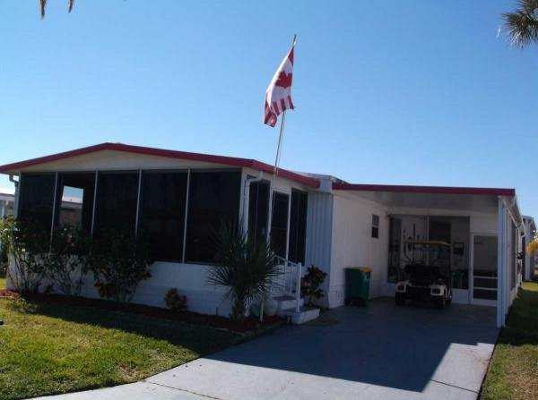 senior retirement living 1979 budd manufactured home for sale in melbourne fl