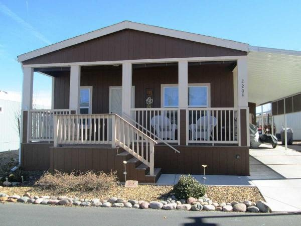 senior retirement living 2015 champion doublewide manufactured home for sale in dewey az