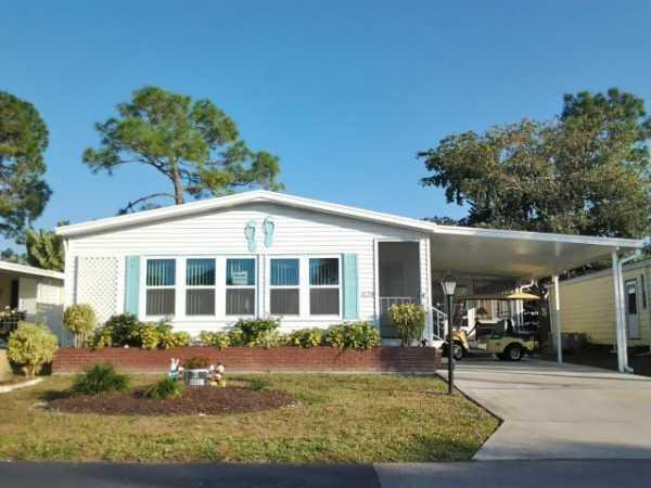 1989 Palm Harbor Manufactured Home