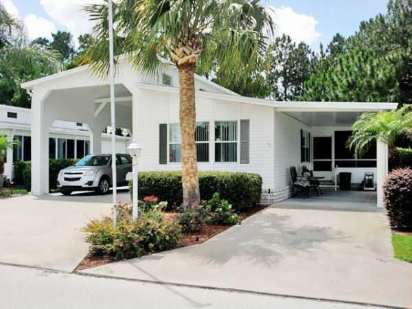 Adult communities manufactured homes central florida