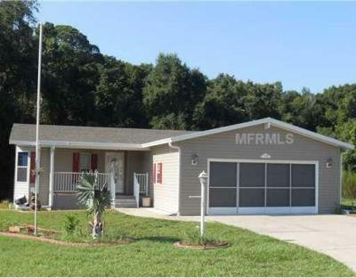 Mobile Home at 112 Forest Blvd Wildwood, FL 34785