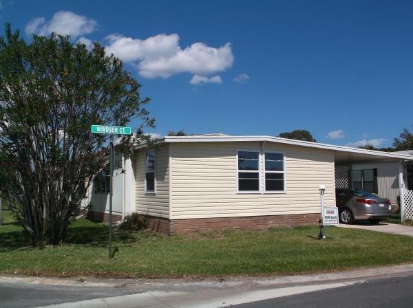 Senior Retirement Living 1982 Barr Mobile Home For Sale
