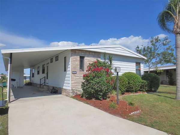senior retirement living 1985 trad manufactured home for sale in melbourne fl