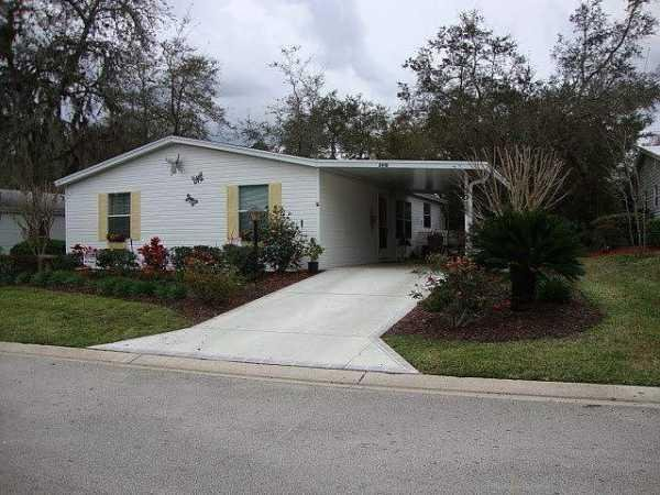 Senior Retirement Living 1995 Palm Harbor Manufactured Home For Sale In Deland Fl