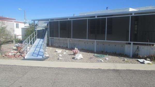 Senior retirement living 1969 fleetwood mobile home for for Handicap accessible mobile homes for sale