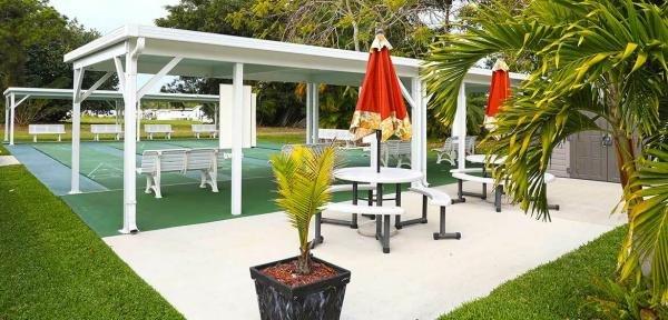 Senior Retirement Living Statler Furnished Mobile Home