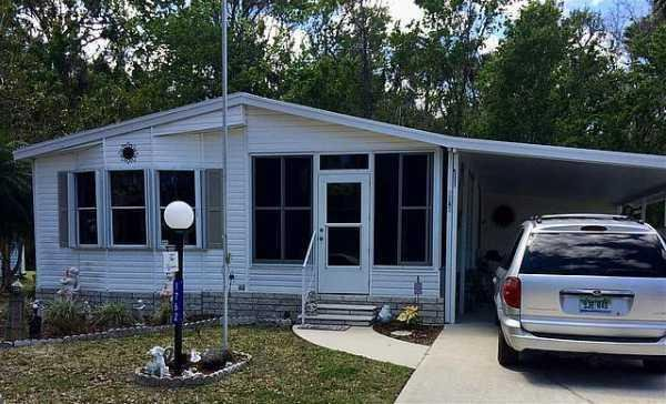 Manufactured Homes For Sale Edgewater Florida